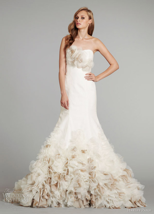 "2012 Babs Wedding Dress """