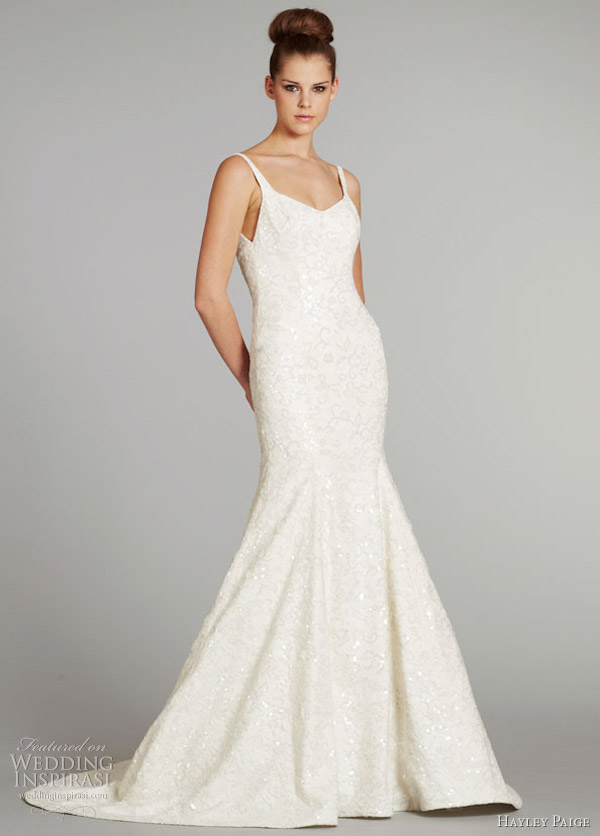 hayley paige wedding dresses fall 2012 vanna