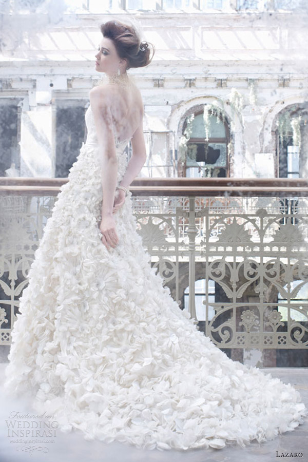 Lazaro Fall 2012 Wedding Dresses