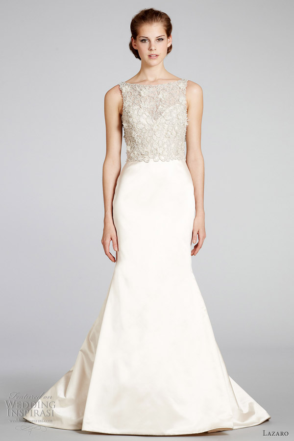 Lazaro Fall 2012 Wedding Dresses Wedding Inspirasi Page 4