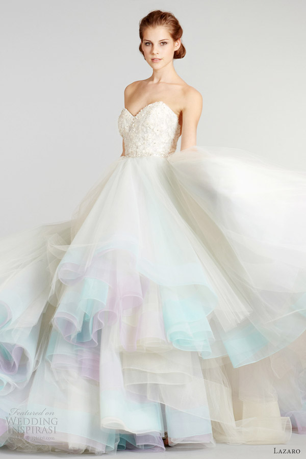 lazaro fall 2012 wedding dresses wedding inspirasi page 3