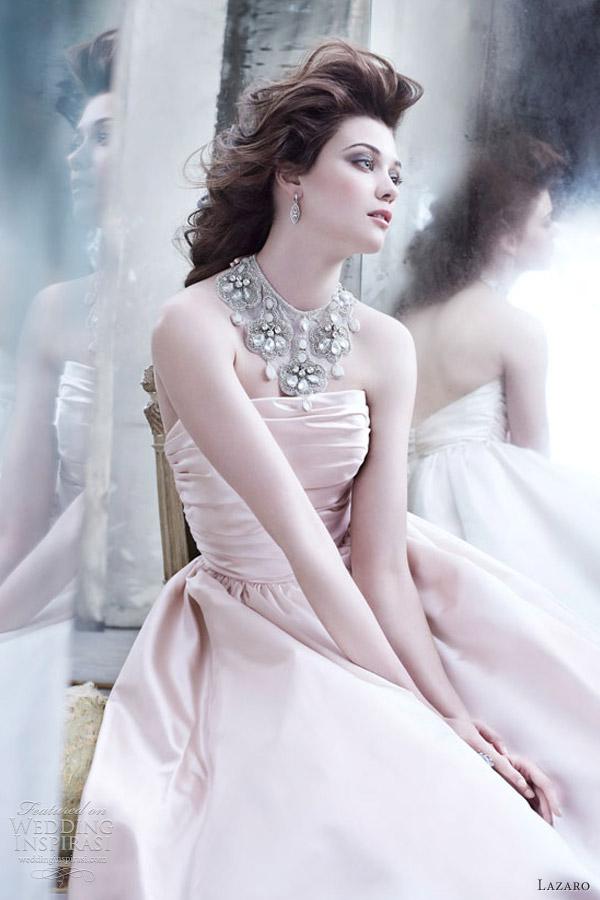 Lazaro Fall 2012 Wedding Dresses | Wedding Inspirasi | Page 2  Lazaro Fall 201...