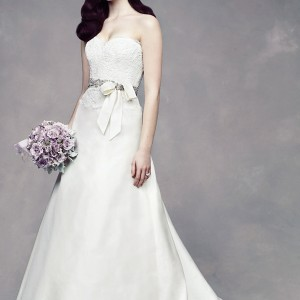 paloma blanca fall 2012 wedding dress lace a line