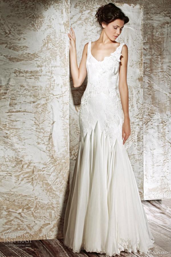 tony ward wedding dresses 2012 bridal collection wedding