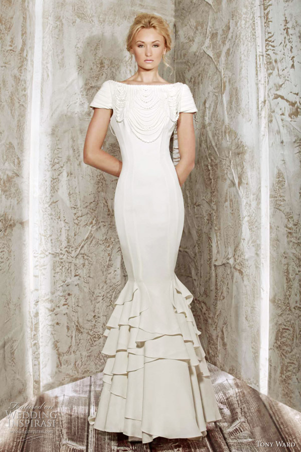 tony ward bridal 2012 thalia wedding dress
