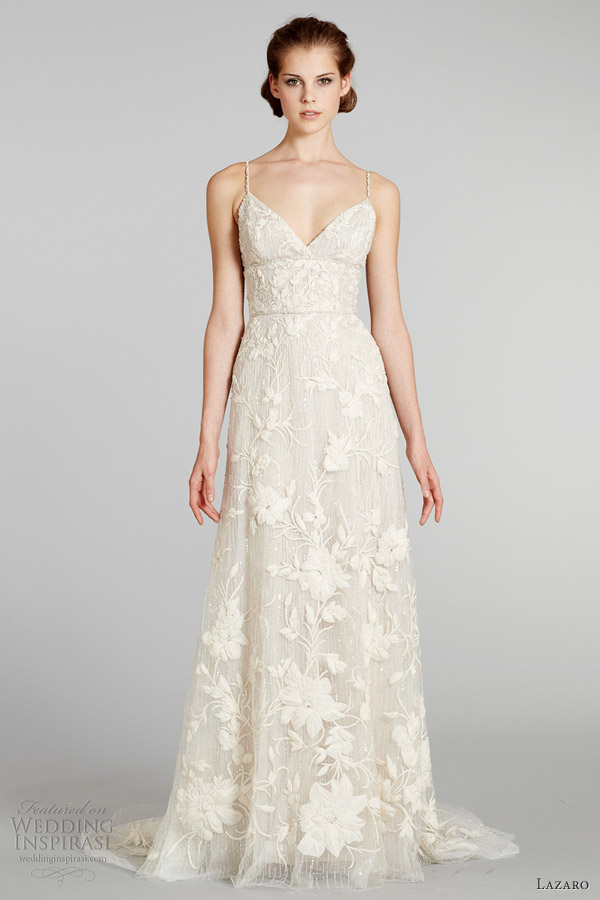 wedding dress vintage style