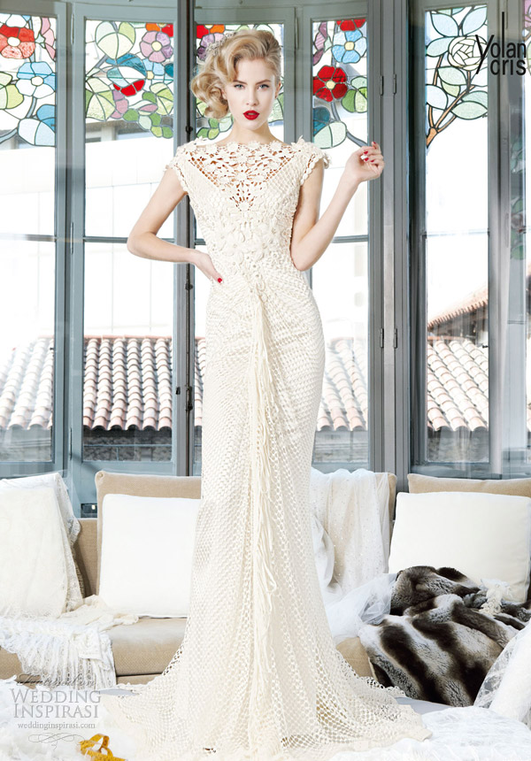 yolancris 2013 couture bridal pekin wedding dress