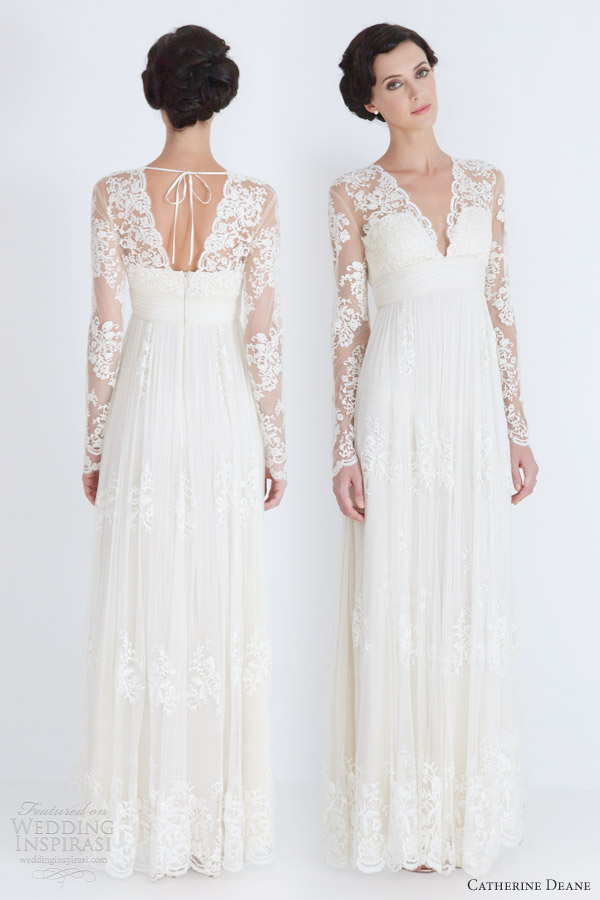 Catherine Deane Wedding Dresses 2012 Wedding Inspirasi