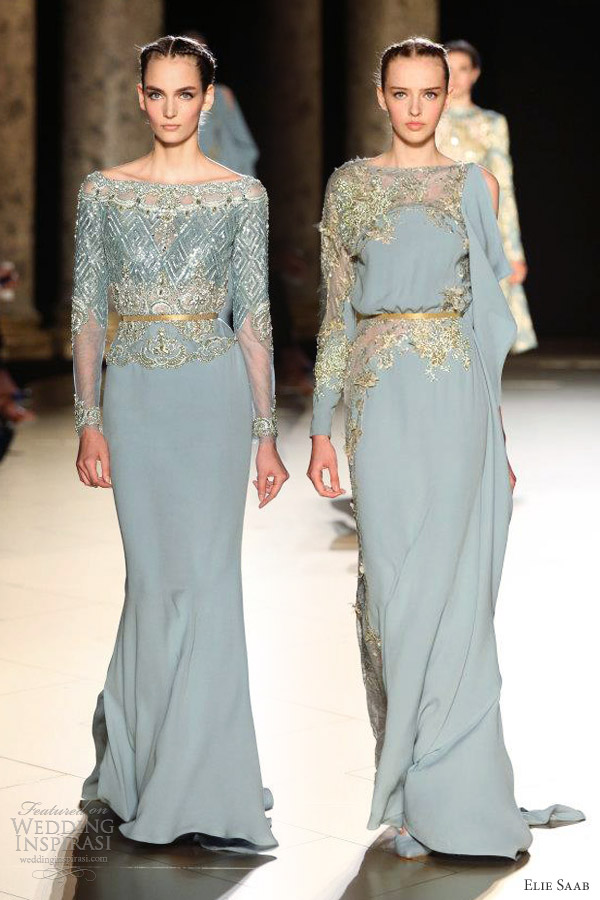 Elie Saab Fall/Winter 2012-2013 Couture | Wedding Inspirasi | Page 2