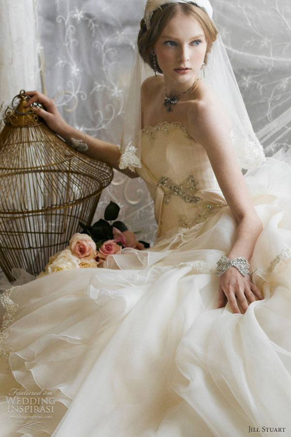 Jill Stuart Wedding Dresses 2012 The Eighth Collection