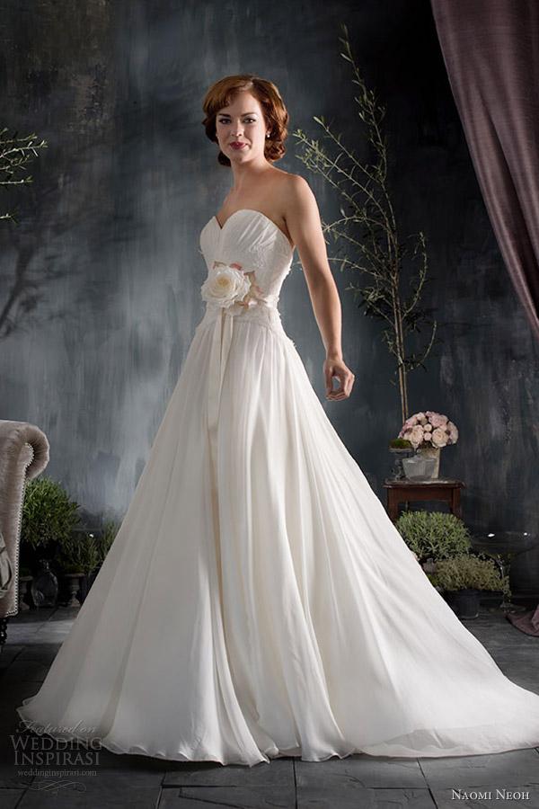 Naomi Neoh Wedding Dresses Wedding Inspirasi
