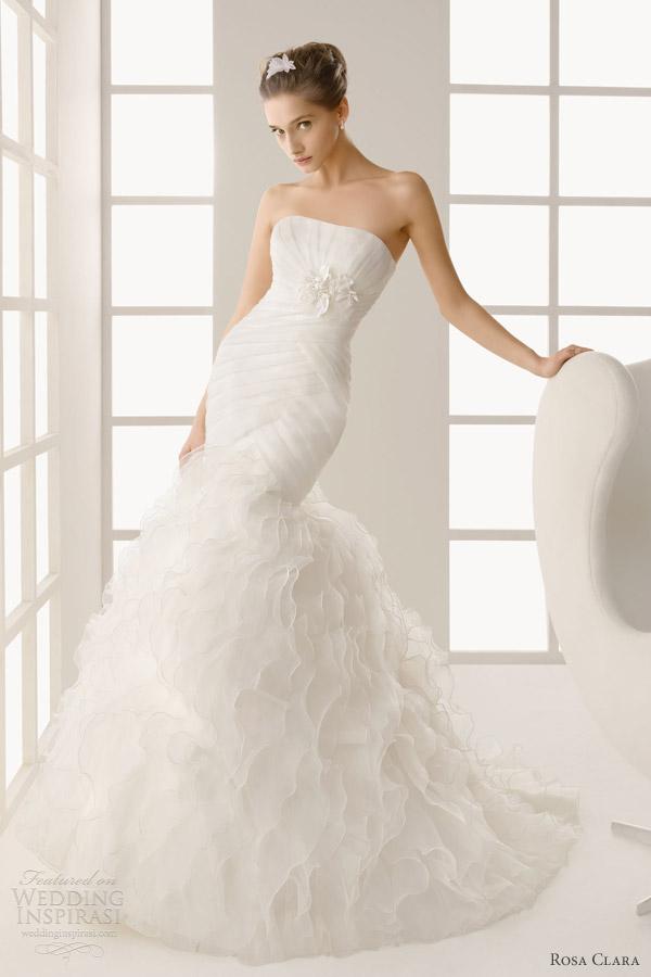 Two By Rosa Clar 2013 Wedding Dresses Wedding Inspirasi