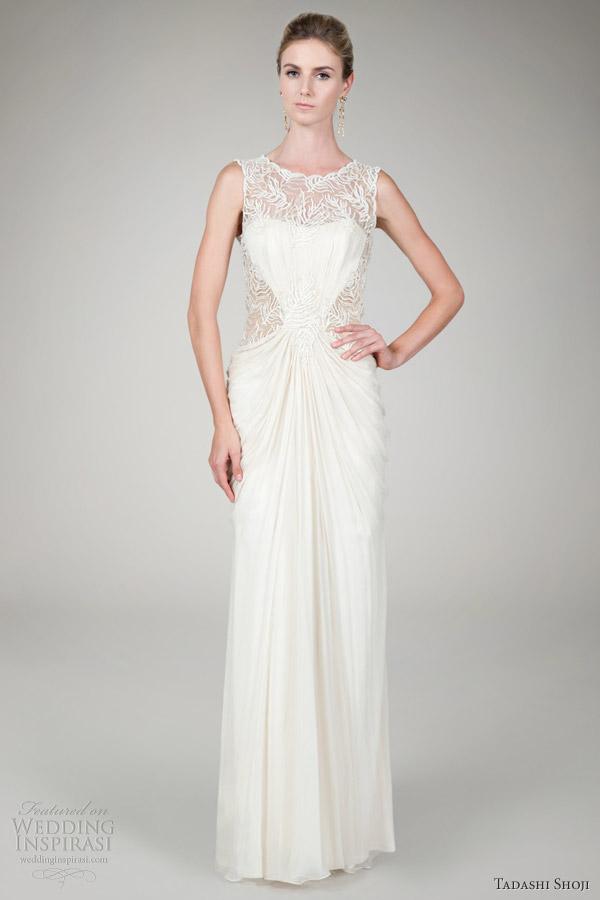 Tadashi Shoji Wedding Dresses 2012 | Wedding Inspirasi