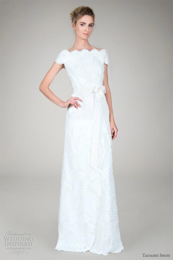 Tadashi Shoji Wedding Dresses 2017