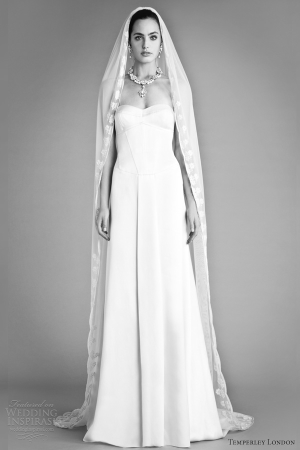 temperley london 2012 fall bridal sorrell wedding dress