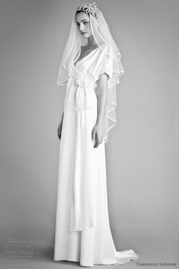 temperley london fall 2012 bridal rosemary wedding dress sleeves