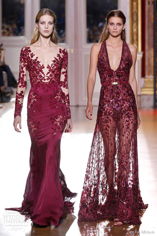 Zuhair Murad Fall 2012 Couture Wedding Inspirasi Page 2
