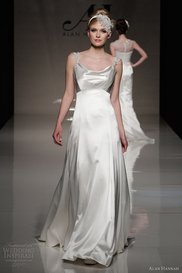 alan hannah 2013 wedding dresses lucille bridal gown