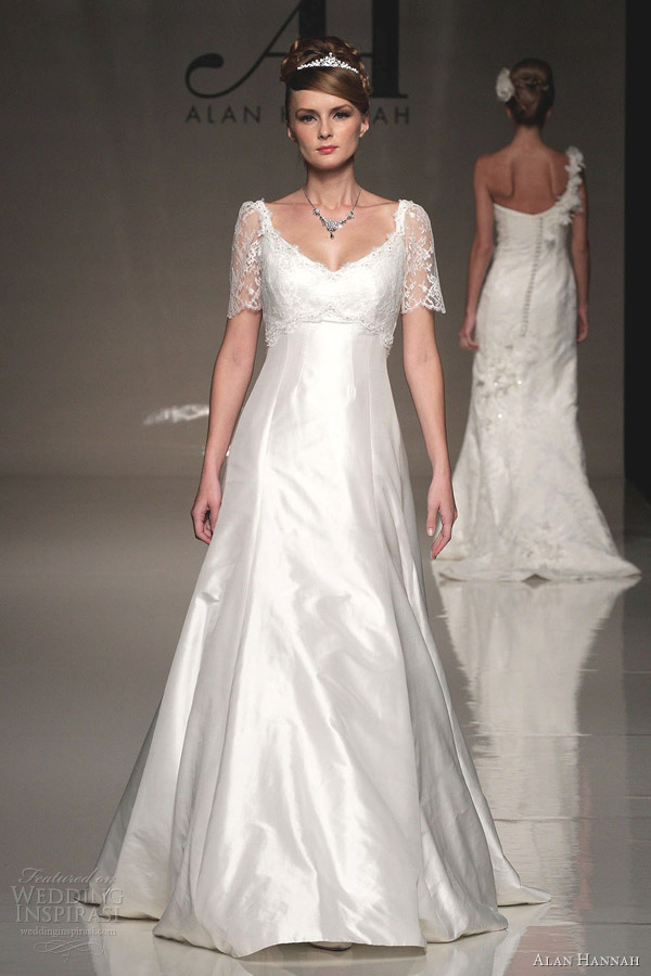 Alan Hannah Wedding Dress
