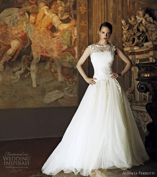 Wedding Gown 2013: Alberta Ferretti Wedding Dresses 2013