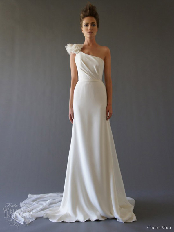 Cocoe Voci Wedding Dresses Fall 2012 Wedding Inspirasi