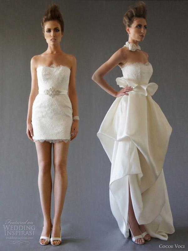 Cocoe Voci Wedding Dresses Fall 2012 | Wedding Inspirasi | Page 2