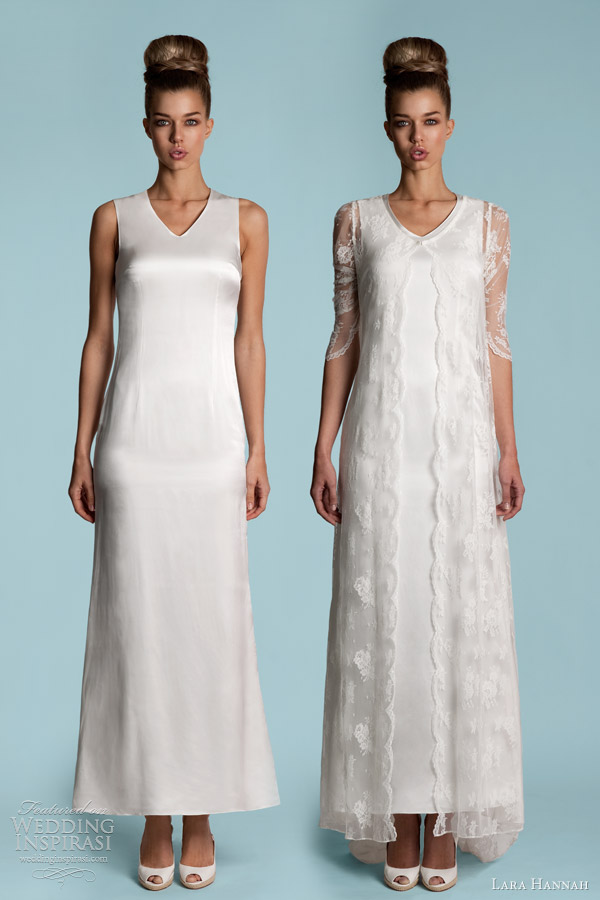 Lara Hannah Wedding Dresses Spring 2013 Wedding