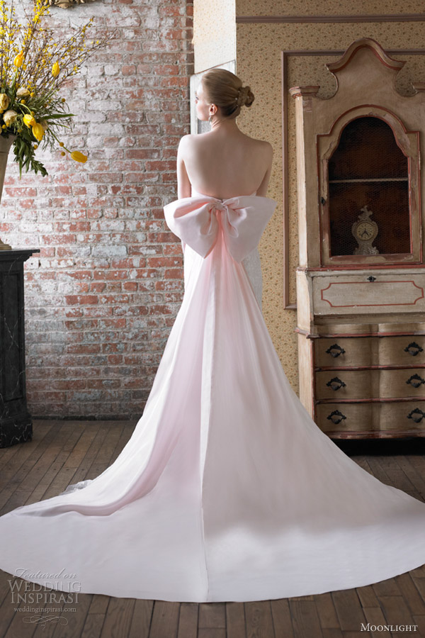 Moonlight Collection Fall 2012 Wedding Dresses Wedding