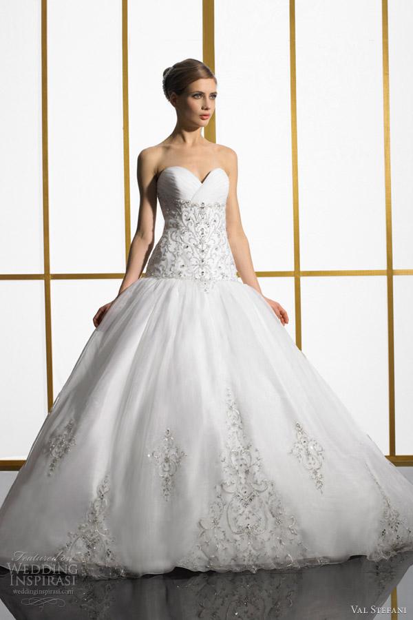 Val Stefani Fall 2012 Wedding Dresses | Wedding Inspirasi | Page 2