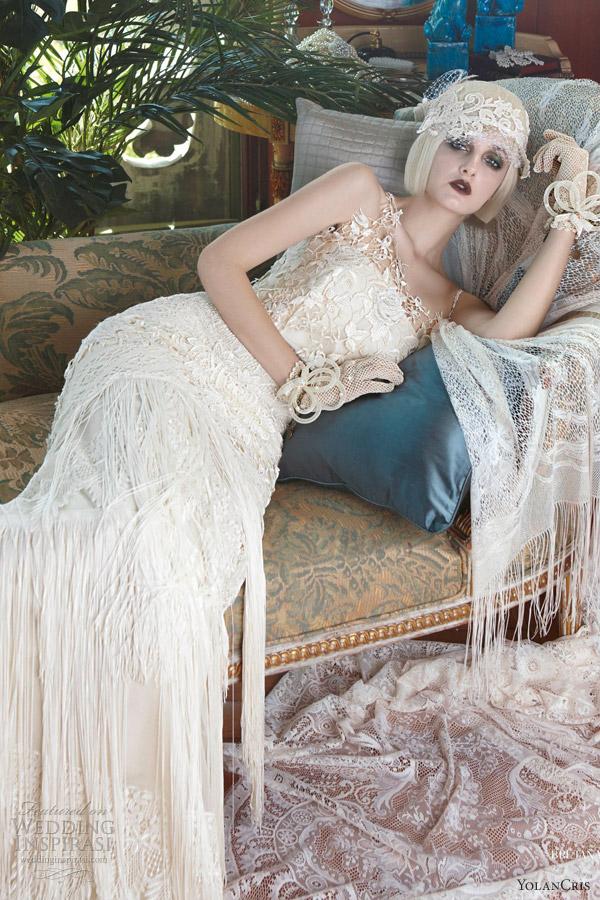 yolan cris 2013 mademoiselle vintage wedding dresses bretana