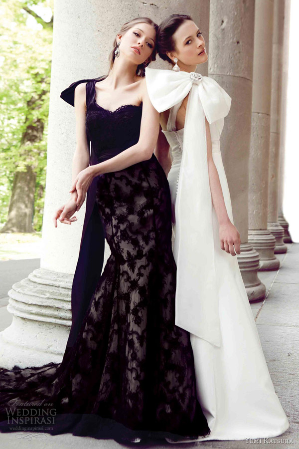 yumi katsura wedding dresses spring 2013 hoshi iris one shoulder gown