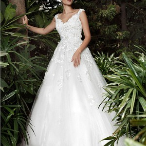 alice intuzuri weddding dresses 2013 a line dress