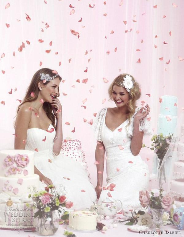 Charlotte Balbier 2017 Bridal Decadence Wedding Dresses