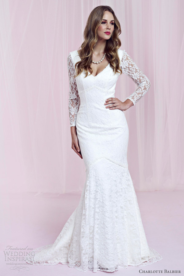 Charlotte Balbier Wedding Dresses Romantic Decadence Bridal Collection We