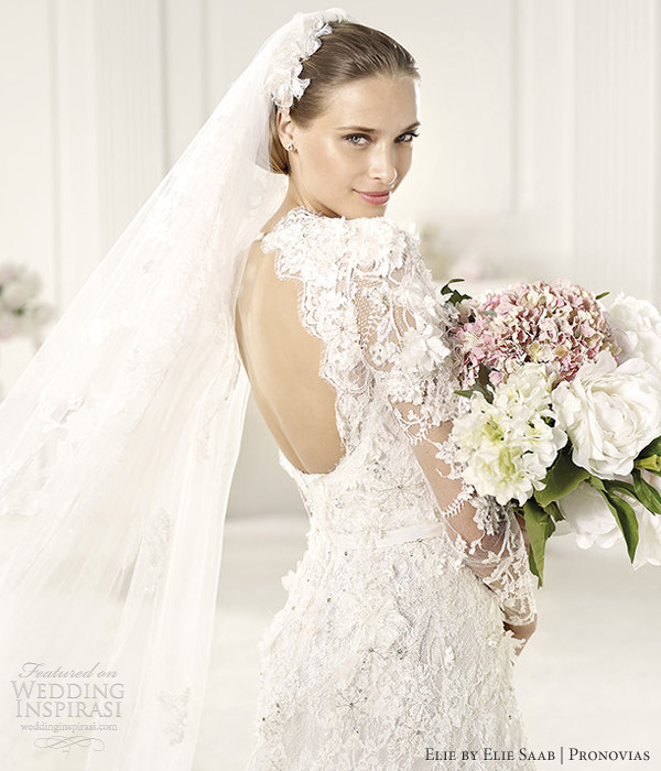 Wedding Gown 2013: Elie By Elie Saab 2013 Collection For Pronovias