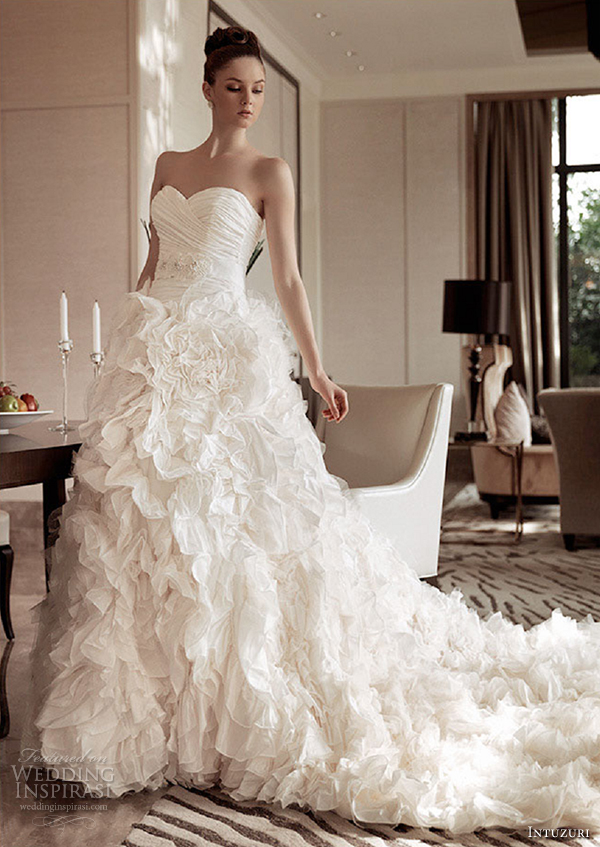 intuzuri wedding dress 2013 abigail bridal gown dresses