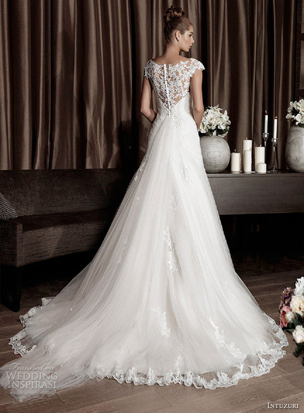 intuzuri wedding dresses 2013 aletia bridal gowns beautiful
