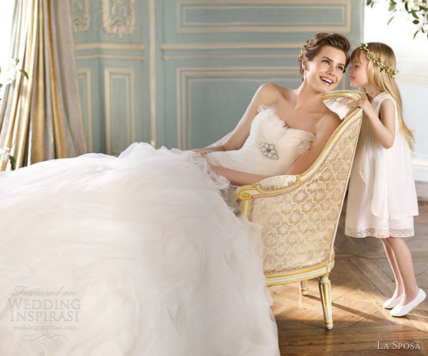 La Sposa 2013 Wedding Dresses