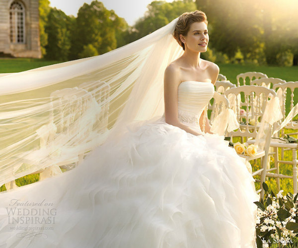 La Sposa 2013 Wedding Dresses — Glamour Bridal Collection | Wedding ...