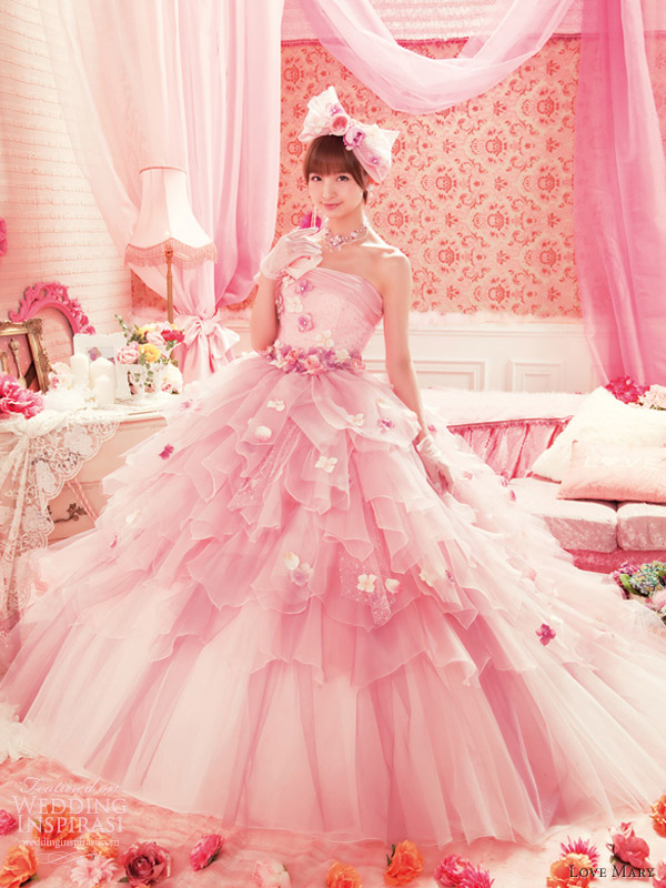 Love Mary Wedding Dresses | Wedding Inspirasi