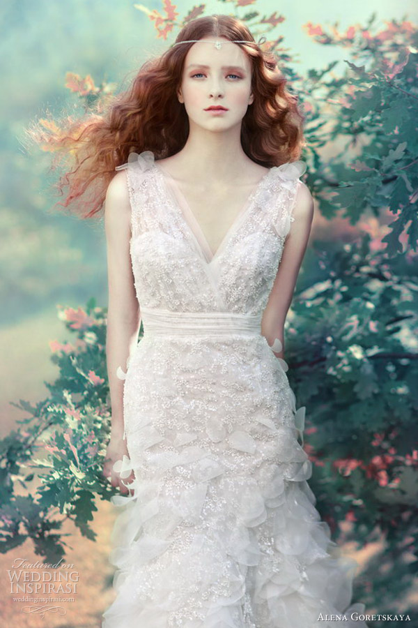 alena goretskaya 2013 wedding dresses velislava
