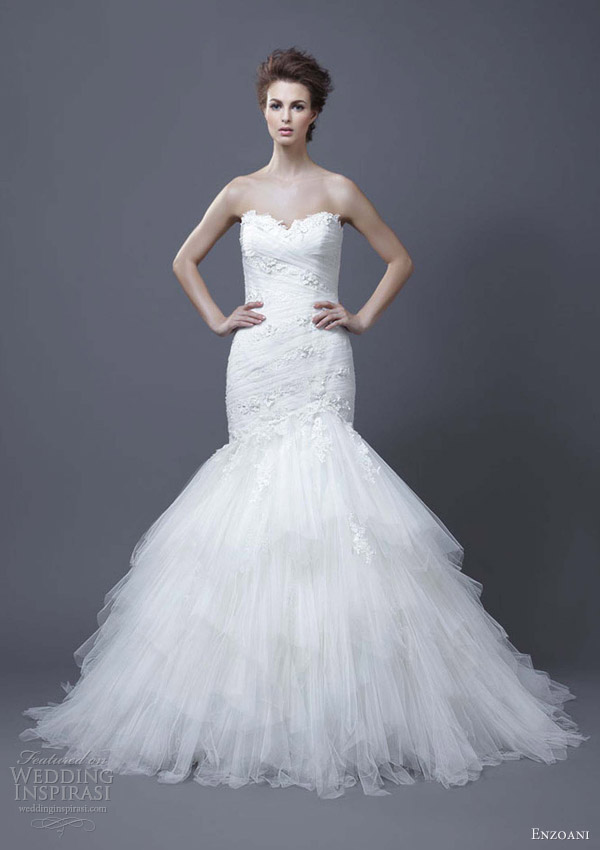 enzoani 2013 habika wedding dress