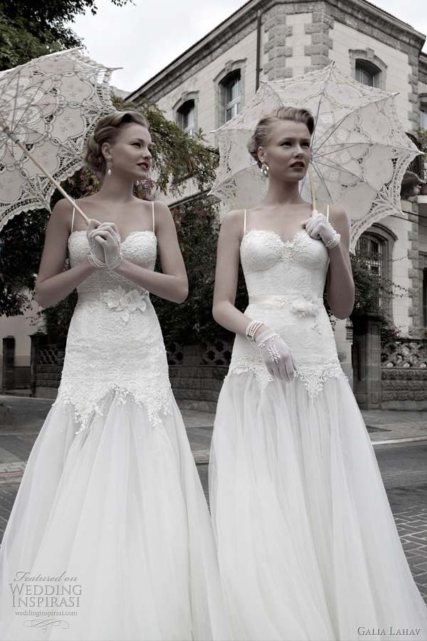 Glamour Wedding Bridesmaid Dresses : Galia lahav wedding dresses inspirasi