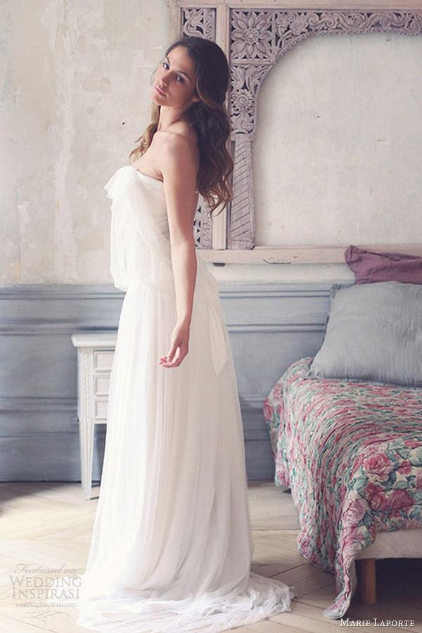 Marie laporte wedding