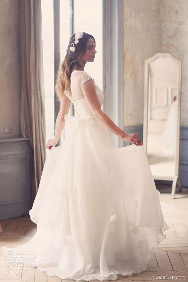 marie laporte 2013 tiffany wedding dress