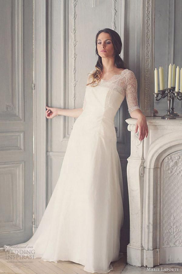 Marie laporte wedding dresses 2013 wedding inspirasi for Marine wedding bridesmaid dresses