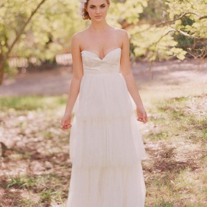 myra callan bridal 2013 twigs honey fragaria wedding dress