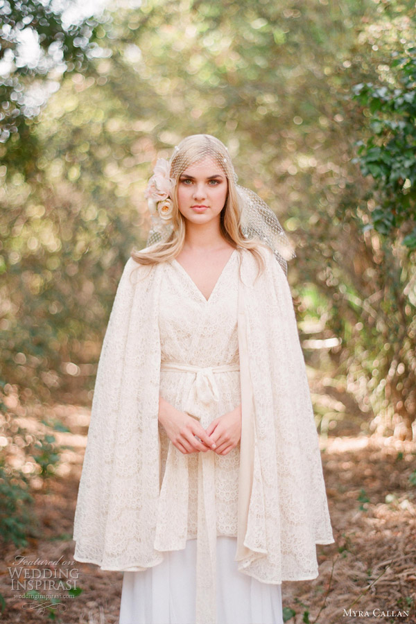 myra callan wedding dresses 2013 lavendula bridal cape