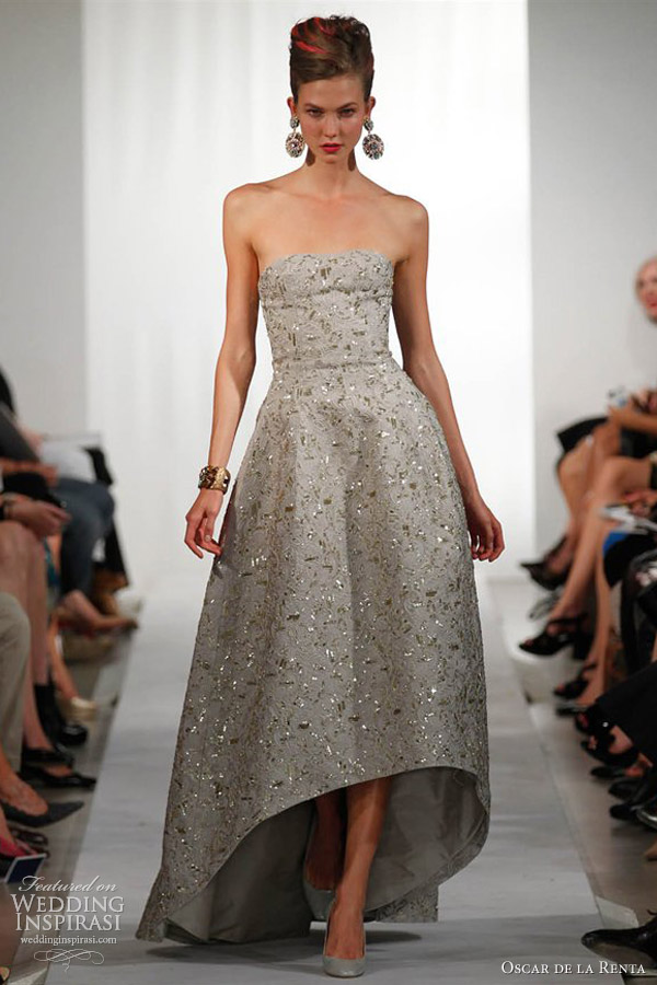 Oscar de la Renta Spring/Summer 2013 Ready-to-Wear | Wedding ...