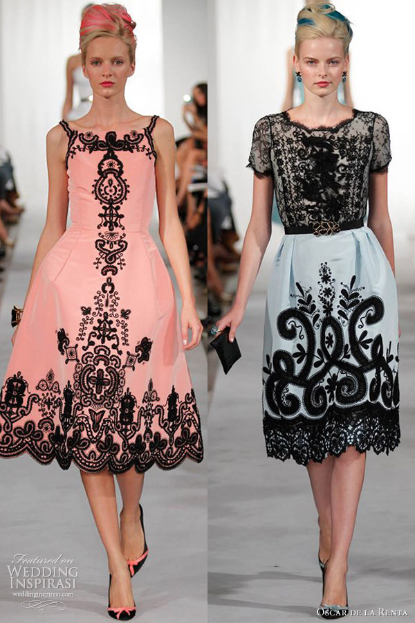 Oscar De La Renta Spring Summer 2013 Ready To Wear